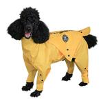 View Image 4 of Zippy Dynamics Rainy Full-Body Dog Rainsuit