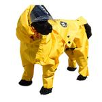 View Image 1 of Zippy Dynamics Rainy Full-Body Dog Rainsuit