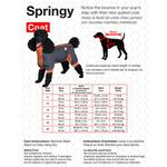 View Image 3 of Zippy Dynamics Springy Dog Coat