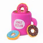 View Image 1 of ZippyPaws Burrow Dog Toy - Coffee and Donutz