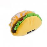 View Image 2 of ZippyPaws NomNomz Dog Toy - Taco