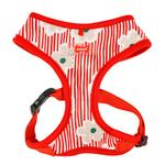View Image 1 of Verna Dog Harness by Puppia - Red