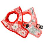 View Image 4 of Verna Vest Dog Harness by Puppia - Red