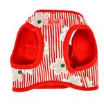 View Image 2 of Verna Vest Dog Harness by Puppia - Red