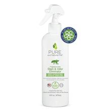 Pure and Natural Pet Fragrance-Free Stain & Odor Eliminator