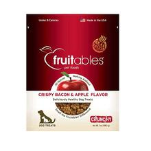 Fruitables Dog Treat - Crispy Bacon & Apple