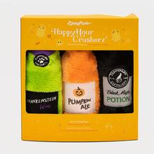 ZippyPaws Halloween Happy Hour Crusherz Dog Toys – Halloween Three Pack