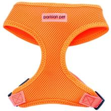 Parisian Pet Mesh Freedom Dog Harness - Neon Orange