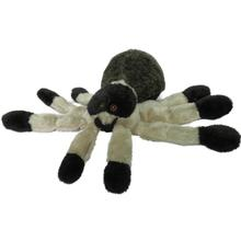 Colossal Plush Spider Dog Toy