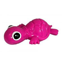 3-Play Turtle Dog Toy by Cycle Dog - Pink