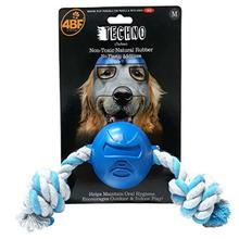 4BF Lucha Libre Mask Dog Toy - Techno