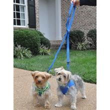 6 Way Multi-Function Dog Leash by Doggie Design - Cobalt Blue