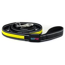 GLOPUP LED Dog Leash - Yellow