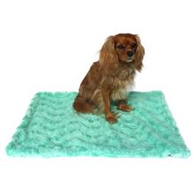 The Dog Squad Bella Dog Blanket - Seafoam