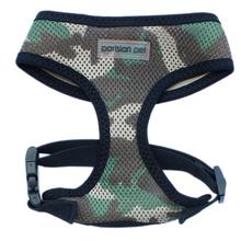 Parisian Pet Mesh Freedom Dog Harness - Camo