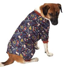 Acadia Woodland Dog Pajamas - Charcoal