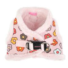 Aconite Dog Vest Dog Harness by Pinkaholic - Indian Pink