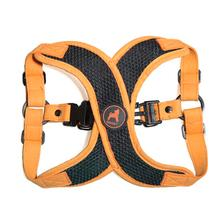 Active X Step-In Dog Harness by Gooby - Orange