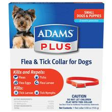 Adams Plus Flea & Tick Dog Collar