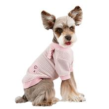 Adelle Dog Shirt By Pinkaholic - Pink