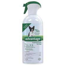 Advantage® Flea and Tick Treatment Spray for Dogs