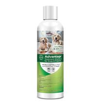 Advantage Flea and Tick Treatment Shampoo for Dogs and Puppies