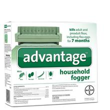 Advantage Household Fogger Flea and Tick Treatment