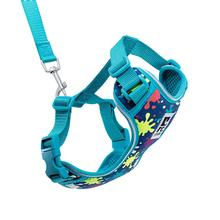 Adventure Kitty Cat Harness with Leash by RC Pets - Splatter