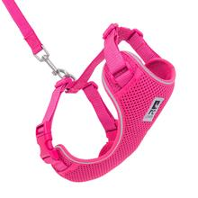 Adventure Kitty Cat Harness with Leash by RC Pets - Raspberry