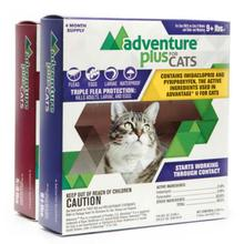 Adventure Plus Flea Protection Cat Treatment