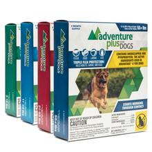 Adventure Plus Flea Protection Dog Treatment