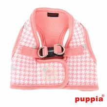 Aggie Dog Harness Vest by Puppia - Light Pink