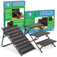 AKC Convertible Step Dog Ramp
