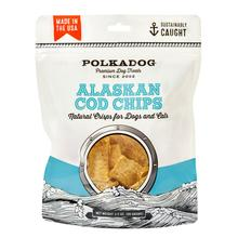 Alaskan Cod Chips Dog Treat by Polka Dog