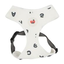 Algo Adjustable Dog Harness by Puppia - White