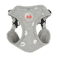 Algo Adjustable Step-In Dog Harness by Puppia - Gray