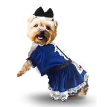 Alice Dress Halloween Dog Costume