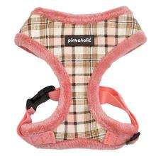 Aline Basic Style Dog Harness By Pinkaholic - Indian Pink