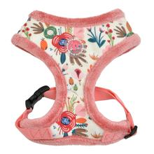 Fleur Basic Style Dog Harness By Pinkaholic - Indian Pink