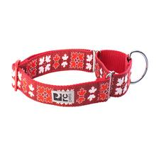 All Webbing Martingale Dog Training Collar - Oh Canada