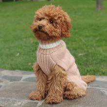 Alpaca Dusty Pink Dog Sweater by Alqo Wasi