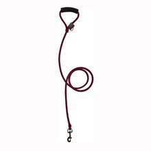 Alpine Leash w/ Urban Handle - Burgundy