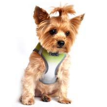 American River Choke-Free Dog Harness by Doggie Design - Limestone Gray Ombre