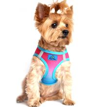 American River Choke-Free Dog Harness by Doggie Design - Sugar Plum Ombre