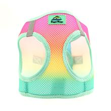 American River Choke-Free Dog Harness by Doggie Design - Beach Party Ombre