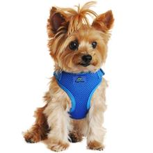 Wrap and Snap Choke Free Dog Harness by Doggie Design - Cobalt Blue