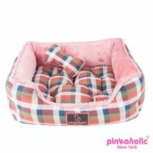 Amorette House Dog Bed by Pinkaholic - Orange