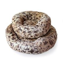 Amour Dog Bed by Hello Doggie - King Leopard