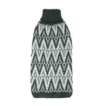 Andean Peaks Alpaca Dog Sweater by Alqo Wasi - Green