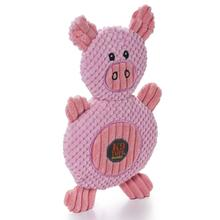 Ani-Mates Dog Toy - Pig